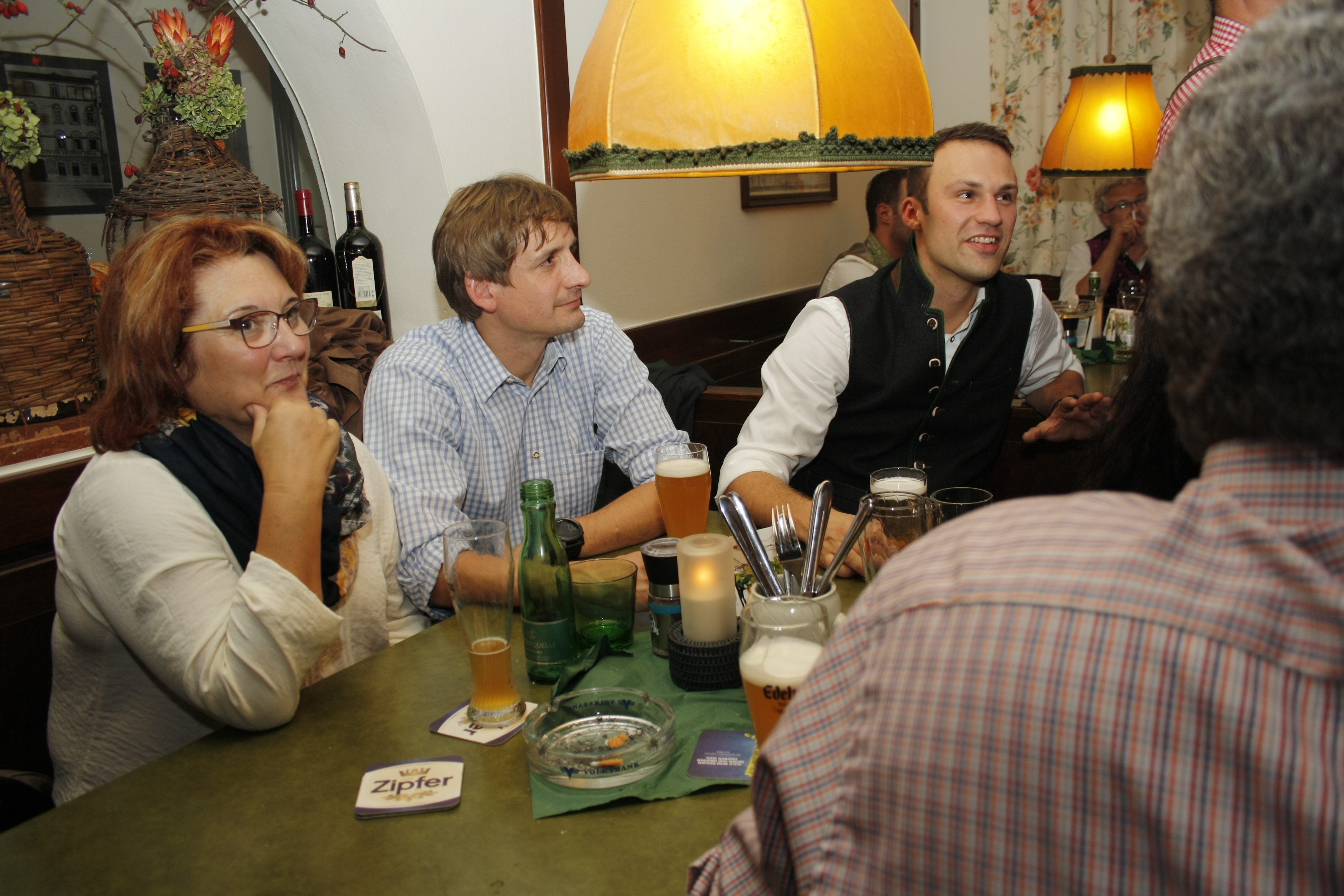 Bock Bier Anstich 2016